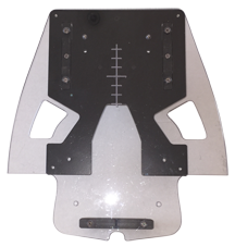 Cap Platen Insert on T-Lock Platen